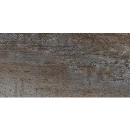 Oxide Iron 12x24 Brown Matte Porcelain Floor and Wall Tile