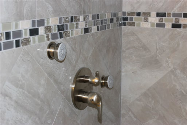 Pietra Pearl 12 In X 24 In Glazed Polished Porcelain