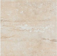 17x17 Alamo Beige Ceramic Field Tile for Floor by Roca Tile USA