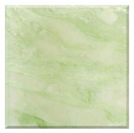 Boca Green Marble 12 in. x 12 in. Polished Tile