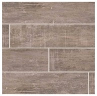6 in. x 40 in. Capella Ash Italian Made Porcelain Floor and Wall Tile (13.36 sq. ft. / case)