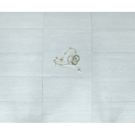 Cement Look 12 x 24 White Porcelain Field Tile by Soci