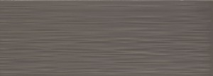 10x28 Life Antracita Ceramic Wall insert Tile by Roca Tile USA