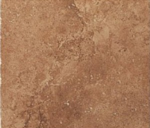 12x12 Tuscany Noce Honed & Filled Square Travertine Flooring Tile