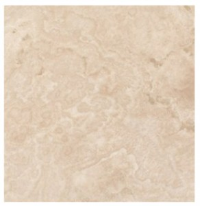 Light Ivory Honed & Filled Travertine 16x16 Flooring tiles