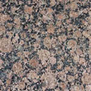 Baltic Brown Granite 18 in. x 18 in. Polished Tile