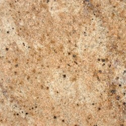 Kashmir Gold Granite Polished Tiles 18 in. x 18 in.