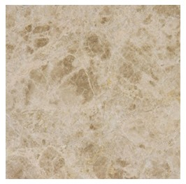 12x12 Emperador Light Polished Marble Tiles