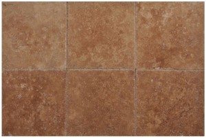 Travertine Turkey Noce Premium 16×24 Chiseled Tile