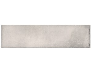 3 in. x 12 in. Brickell White Texture Ceramic Wall Tile | Roca Tile | Field Tile | Living Room | Bathroom | Kitchen | Accent Wall