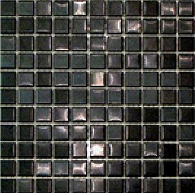 Stainless Steel Metal Black 15x15x8mm (5/8x5/8x5/16)