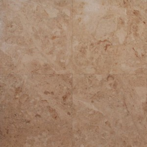 Fiorito Beige Turkey Marble 18×18 Polished Tile