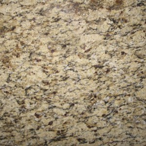 Amber Yellow Granite Polished Tiles 18 in. x 18 in.