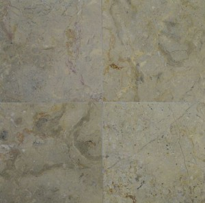 Sahara Gold Marble 18×18 Polished Tiles
