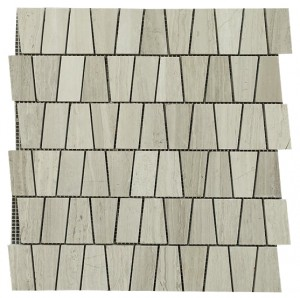 Wooden Gray Ethelon Pattern Tile