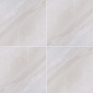 Adella Gris Grey Matte 18 in. x 18 in. Porcelain Floor and Wall Tile | Backsplash | Bathroom | Kitchen | Shower | Fireplace | Countertop