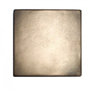 Bronze Metal 6x6 Field Tile