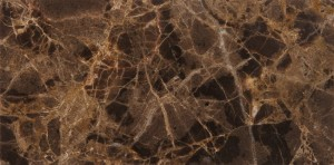 Emperador Dark Solid Polished Flooring Tiles 12 in. x 24 in.