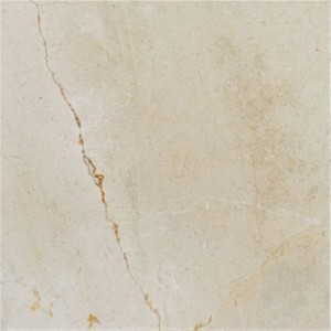 12x12 Crema Marfil Select Polished Marble Tile