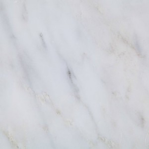 "Oriental White - Eastern White Marble 12"" X 12"" Honed Finish Floor and Wall Tile"