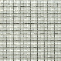 Quantum Snowflakes 5/8 in. x 5/8 in. Mosaic Glass Tile