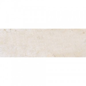 4x12 Beige Crema Marfil Marble Polished Subway Tile