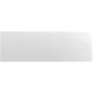 4x12 Thassos White Marble Honed Subway Tile