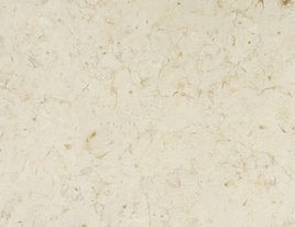 Jerusalem Bone Ivory Marble Polished Tiles 12 in. x 12 in.
