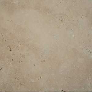 24x24 Tuscany Beige Tumbled Paver Tile for Driveway, Pool Deck, Patio