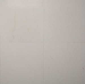 White Bianco Realle Marble  24 x 24 Polished Tile