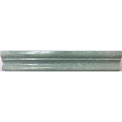 Ming Green Marble Chair Rail Crown Molding Trim Double Ogee