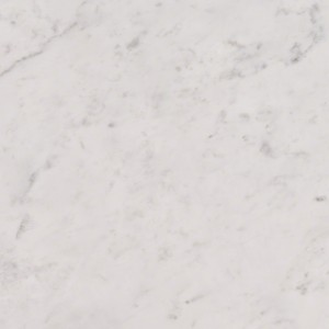 Bianco White Carrara Marble Polished 18x18 Floor and Wall Tile
