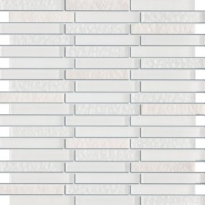 Zen Mint Ice Blend 12x12 Marble & Glass Mosaic Tile