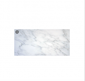 6x12 Arabescato White Carrara Marble Polished Tile | Subway | Floor | Backsplash | Wall | Countertop
