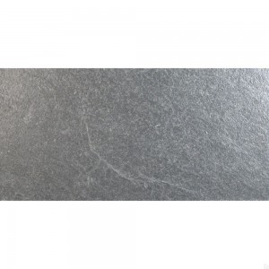 Ostrich Grey 12 in. x 24 in. Honed Quartzite Floor & Wall Tile