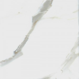 "18""x18"" Italian Calacatta Gold Marble Polished Floor and Wall Tiles"