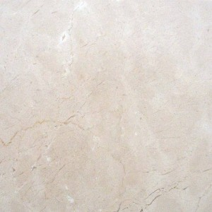 Spanish Crema Marfil Premium 18 in. x18 in. Polished Marble Floor Wall Tile
