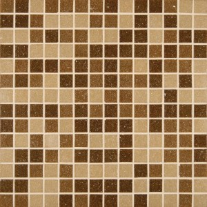 Canyon Vista Opaque Glass 3/4x3/4 Mosaic Tile