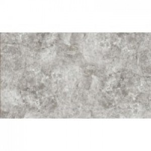 Tundra Gray 12 in. x 24 in. Honed Marble fioor & Wall Tile